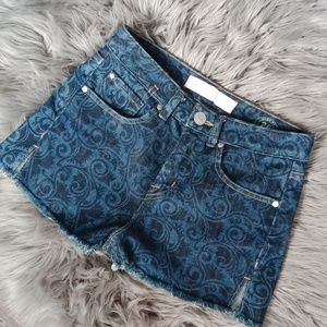 Marc by Marc Jacobs denim shorts